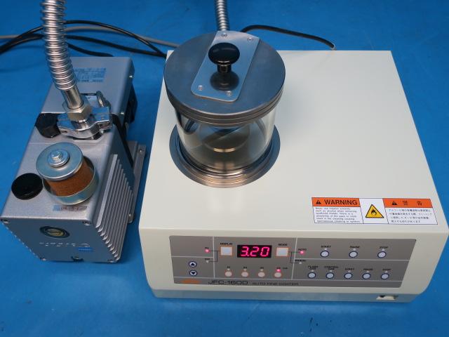 日本電子/ファインコーター/JFC-1600