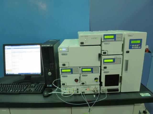 日本分光 高速液体クロマトグラフ装置 LC-2000plus