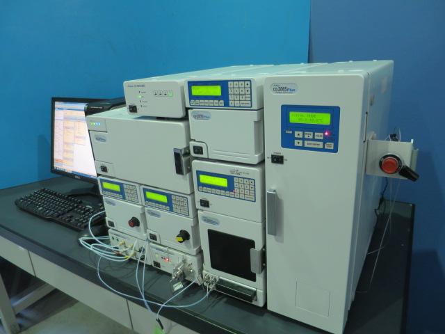 Jasco 高速液体クロマトグラフ装置 LC-2000plus