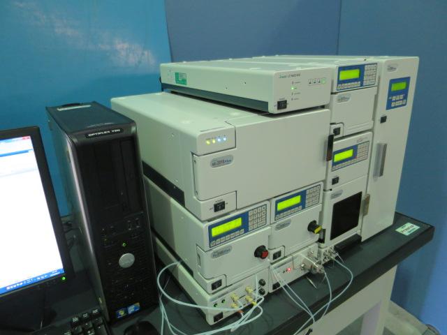 Jasco High Performance Liquid Chromatography LC-2000plus