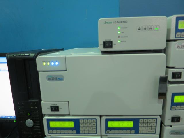 日本分光 HPLC インテリジェントLC