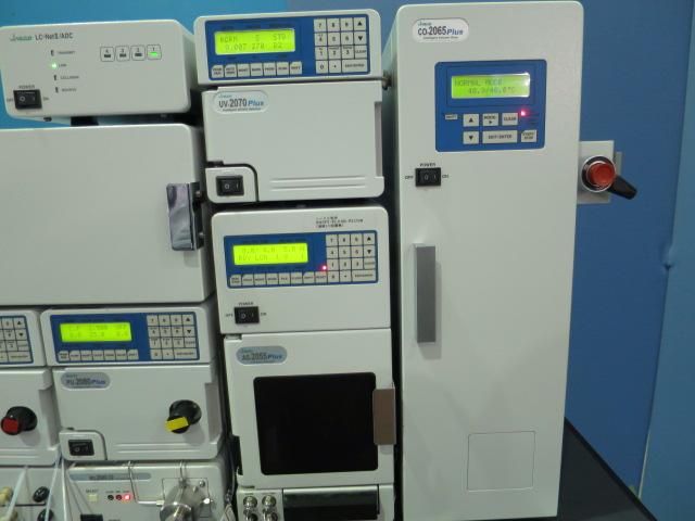 LC-2000plus 日本分光 HPLC