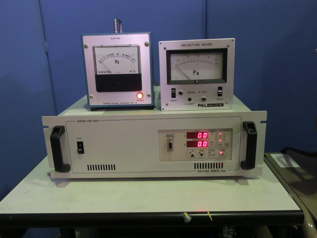 ULVAC/蒸着機/VPC-260F