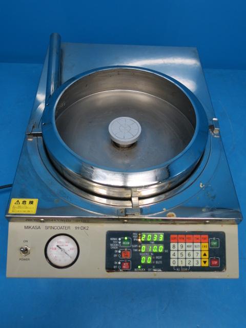 ミカサ/コーティング装置/1H-DX2