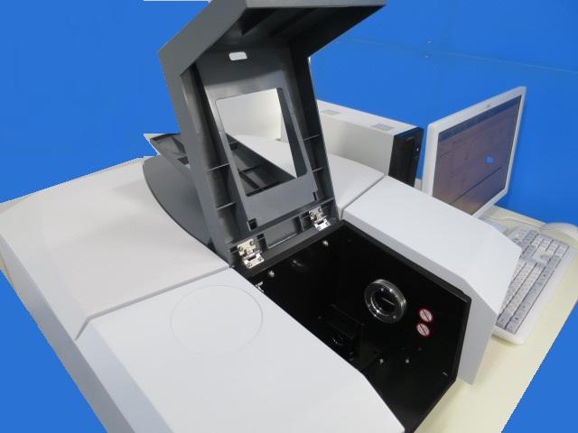 島津 分析機械 ft‐ir 赤外分光光度計 irtracer-100