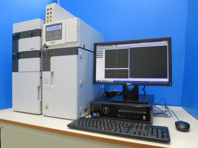島津製作所 液体クロマトグラフ Prominence 504 (セミミクロGPCシステム)
