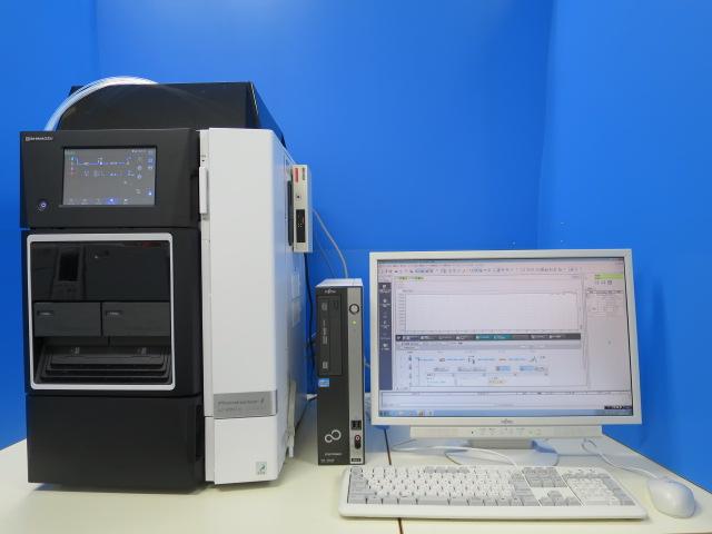 SHIMADZU 一体型HPLC lc-2030