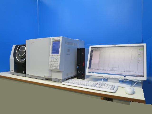 島津製作所 ガスクロマトグラフ質量分析計 GCMS-QP2020