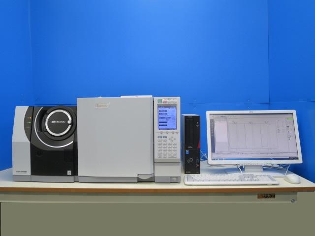 SHIMADZU GCMS GC-2010Plus QP2020