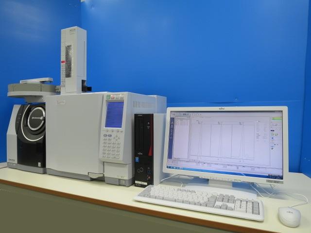島津製作所 ガスクロマトグラフ質量分析計 GCMS-QP2020 NCI