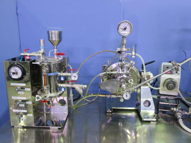 ASHIZAWA FINETECH/laboratory Mill/LMZ015
