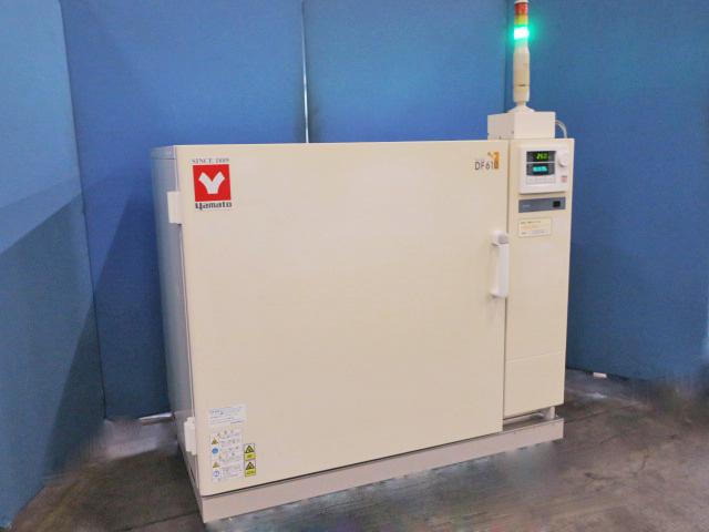 ヤマト科学 精密恒温器 DF610