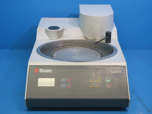 Struers Sample polishing apparatus TeguraPol-25