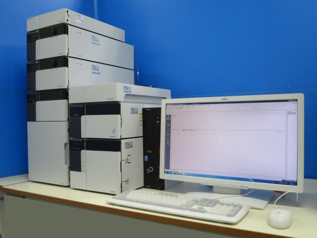 島津製作所 液体クロマトグラフ Nexera SRシステム