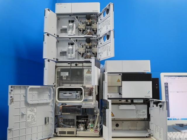 島津 分析機械 hplc LC フォトダイオードアレイ検出器