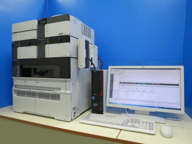 島津製作所 液体クロマトグラフ Nexera MPシステム