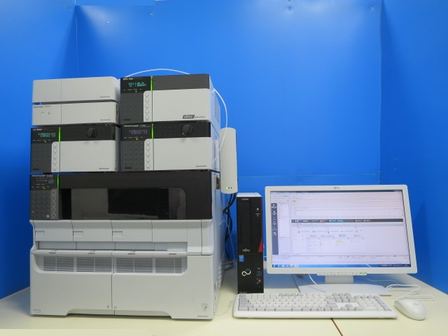 SHIMADZU 別体型HPLC nexera mpシステム