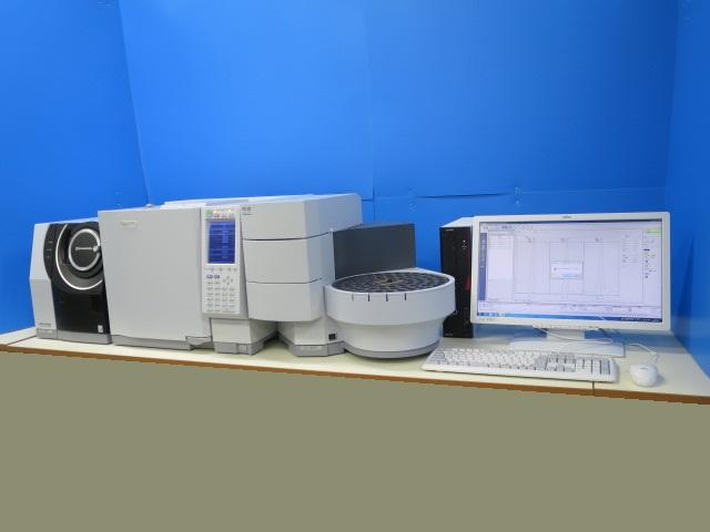 島津製作所 ガスクロマトグラフ質量分析計 HS-20Trap GCMS-QP2020 ESI