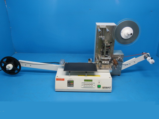 Vanguard SYSTEMS/Semi-Auto taping machine/VS-120