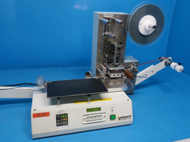 ヴァンガード/エンボスキャリアテープ半自動テーピング装置/VS-120