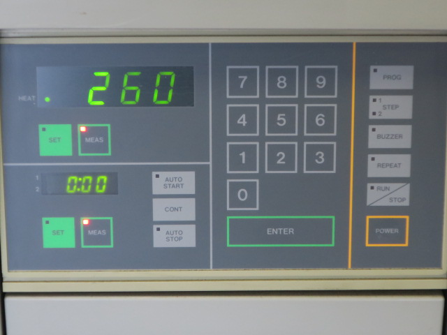Yamato Scientific Temperature Chamber DF62