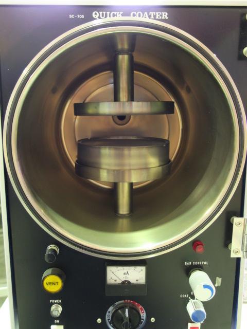 サンユー スパッタリング装置 SC-705