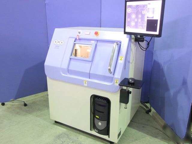 島津製作所 マイクロフォーカスX線透視装置 SMX-1000
