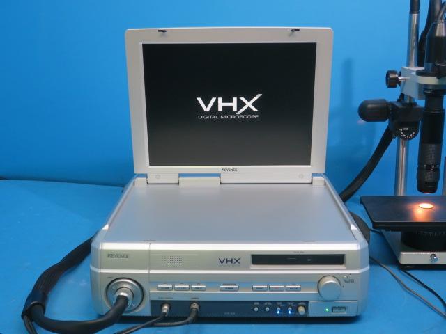 キーエンスデジタルマイクロスコープVHX-100