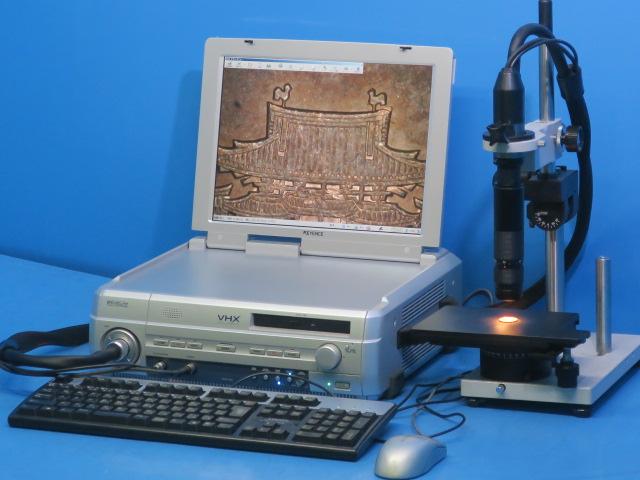 KEYENCE DEGITAL MICRO SCOPE VHX-100