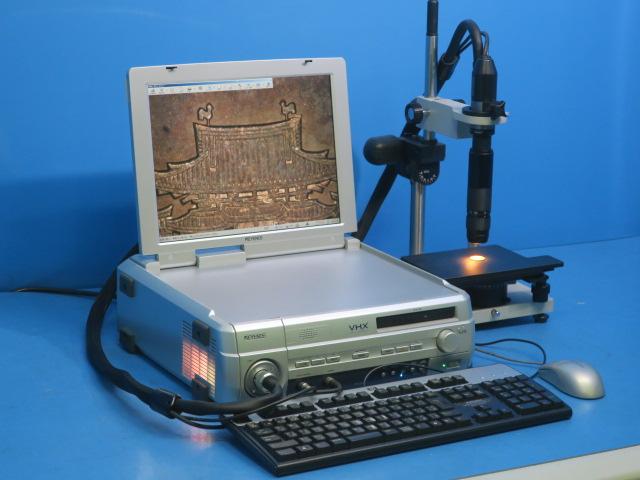 キーエンス デジタルマイクロスコープ VHX-100