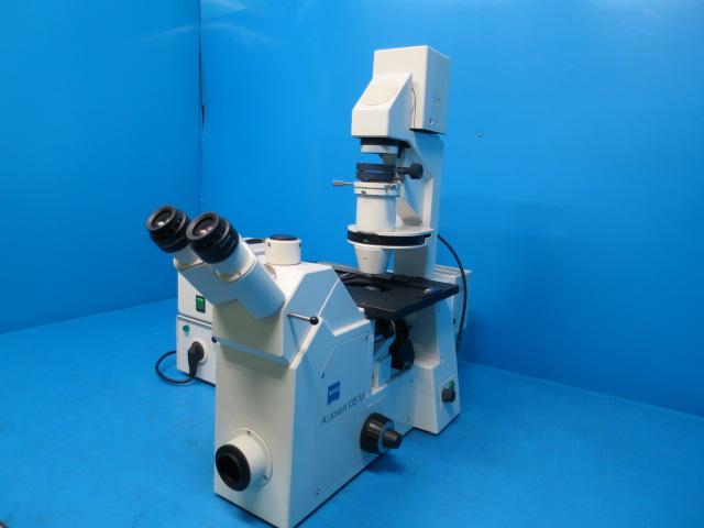 カールツァイス 蛍光倒立顕微鏡 AxioVert 135M