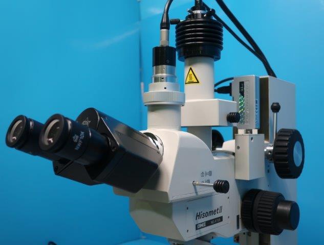 ユニオン光学 非接触段差測定機 HisometⅡ DH2
