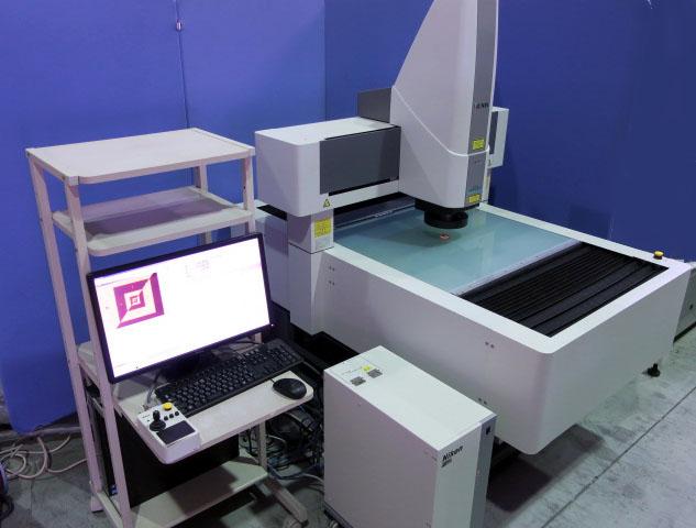 ニコン CNC画像測定システム NEXIV VMZ-R6555
