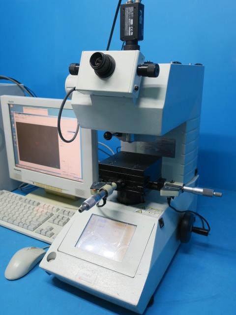 島津製作所 マイクロビッカーズ硬度計 hmv-2t