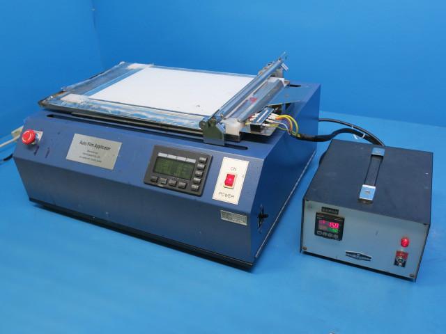 テスター産業  自動塗工装置 オートフィルムアプリケーターPI型