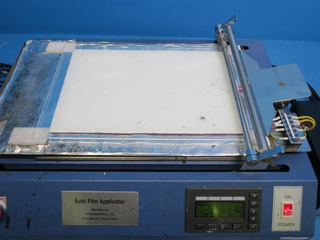 テスター産業 塗工装置 PI型