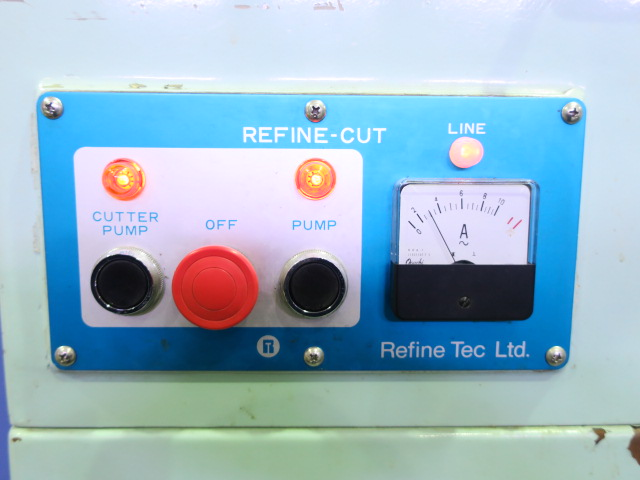 リファインテック 切断機 RCO-203