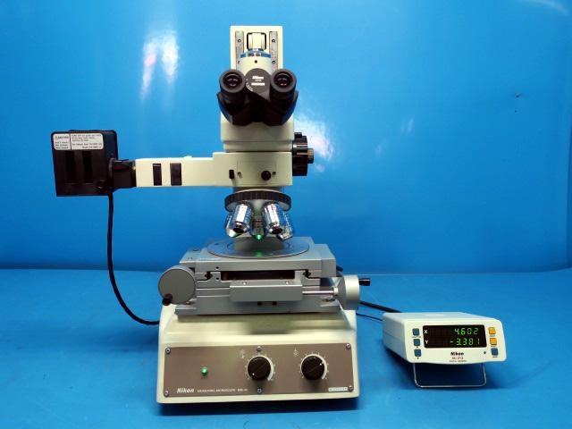 Nikonn Measuring microscope MM40 2U