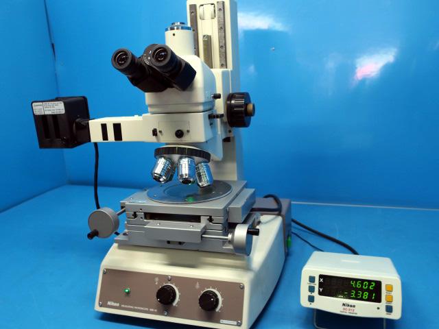 ニコン 測定顕微鏡 MM40 2U