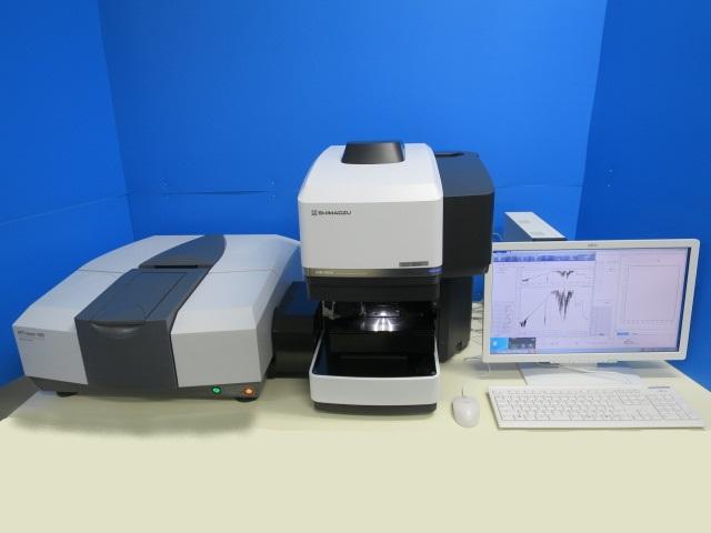 顕微分光 赤外分光 顕微鏡 FTIR