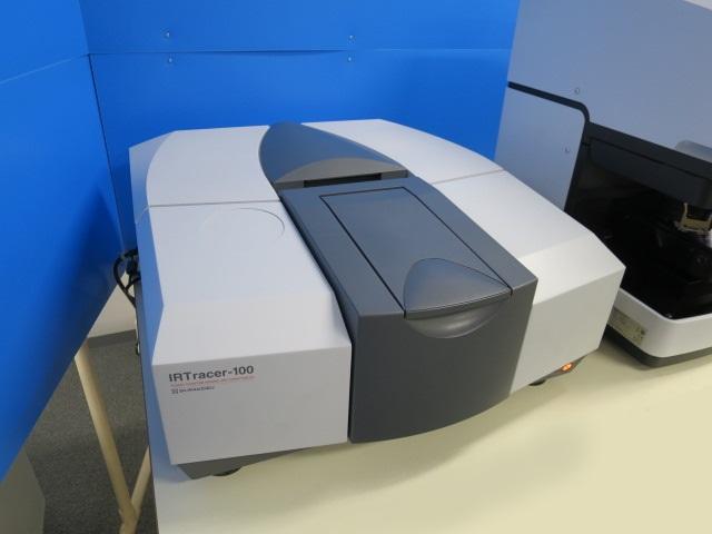 IR顕微鏡 FTIR装置 フーリエ変換 分光光度計