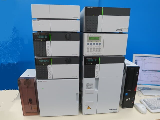 島津製作所 イオンクロマトグラフ装置 HIC-20A