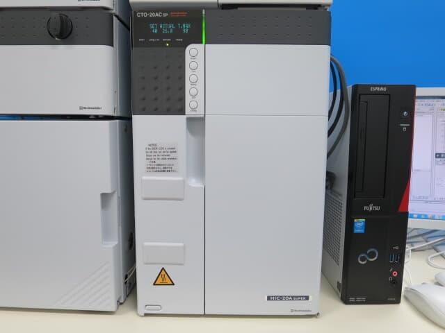 島津製作所 イオンクロマトグラフ装置 サプレッサ式
