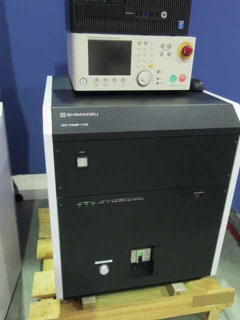 島津製作所 疲労・耐久試験機 emt-1knv-50