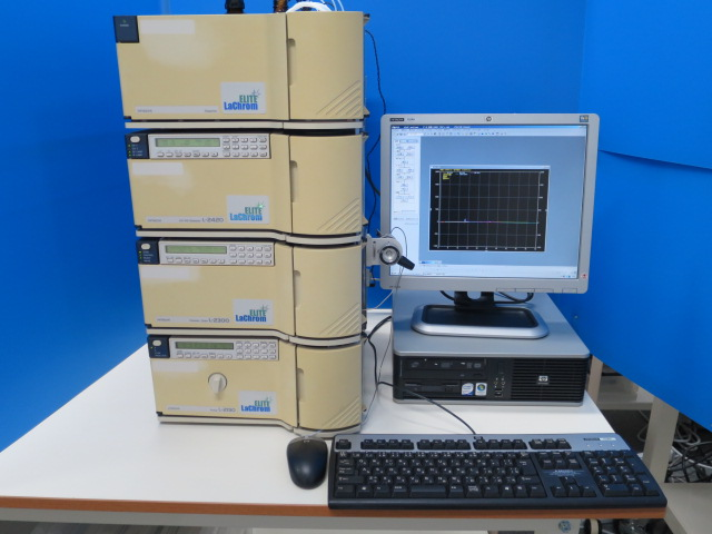 日立ハイテク 高速液体クロマトグラフ装置 L-2000
