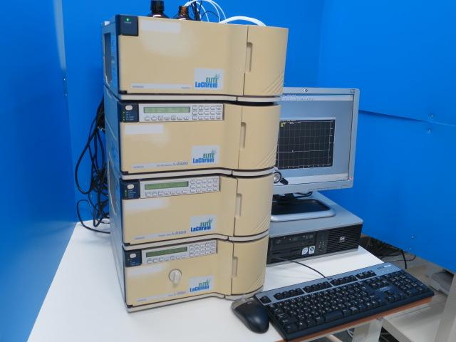日立ハイテク 高速液体クロマトグラフ L-2000