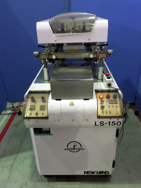 NEWLONG Screen Printing Machine LS-150