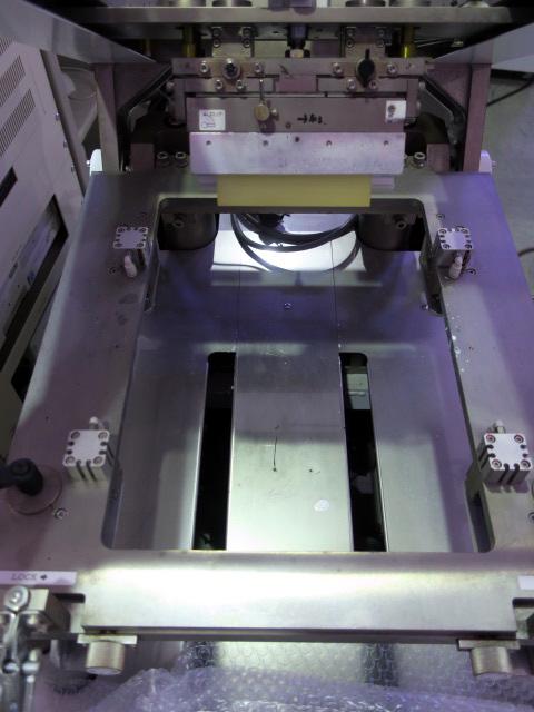 ニューロング スクリーン印刷装置 LS