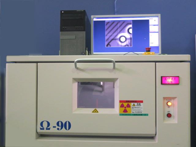 ポニー工業 デジタルX線検査装置 Dr.FineX Ω-90