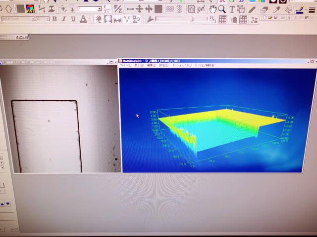 レーザーテック 3CCDリアルカラーコンフォーカル顕微鏡 OPTELICS